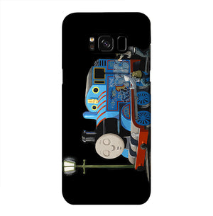 Banksy Thomas the Tank Engine Phone Case Samsung S8 Plus