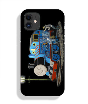 Banksy Thomas the Tank Engine Phone Case iPhone 11