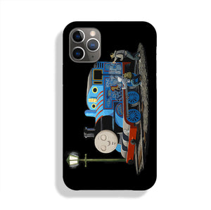 Banksy Thomas the Tank Engine Phone Case iPhone 11 Pro