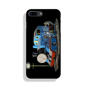 Banksy Thomas the Tank Engine Phone Case iPhone 7/8 Max