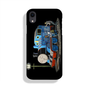 Banksy Thomas the Tank Engine Phone Case iPhone XR