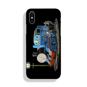 Banksy Thomas the Tank Engine Phone Case iPhone XS Max
