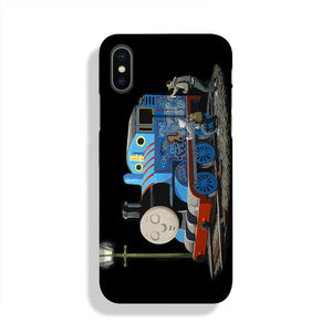 Banksy Thomas the Tank Engine Phone Case iPhone X/XS