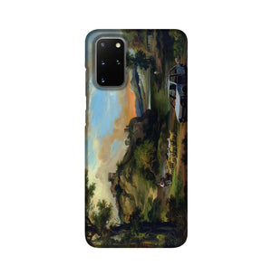 Banksy Vandalised Car Phone Case Samsung S20 Plus