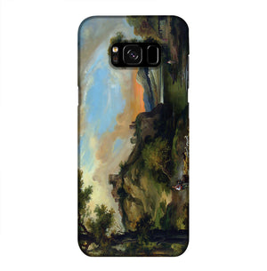 Banksy Vandalised Car Phone Case Samsung S8 Plus