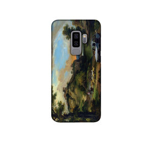 Banksy Vandalised Car Phone Case Samsung S9 Plus