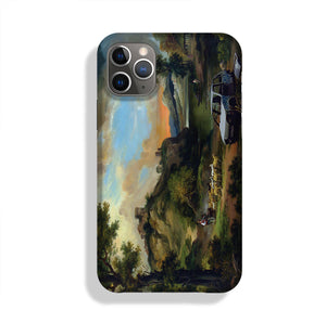 Banksy Vandalised Car Phone Case iPhone 11 Pro