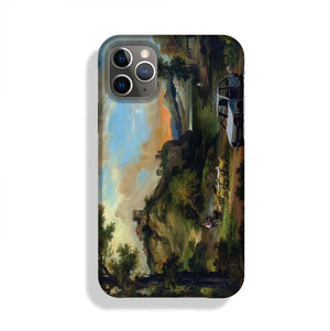 Banksy Vandalised Car Phone Case iPhone 11 Pro Max