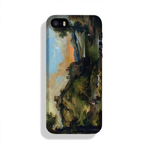 Banksy Vandalised Car Phone Case iPhone 5