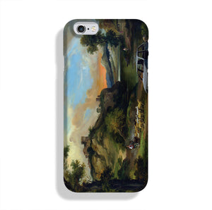 Banksy Vandalised Car Phone Case iPhone 6