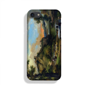 Banksy Vandalised Car Phone Case iPhone XE
