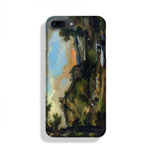 Banksy Vandalised Car Phone Case iPhone 7/8 Max