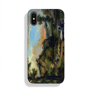 Banksy Vandalised Car Phone Case iPhone XS Max