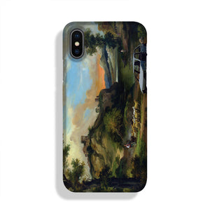 Banksy Vandalised Car Phone Case iPhone X/XS