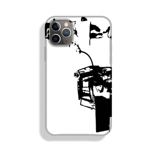Banksy Walking The Cat Phone Case iPhone 11 Pro Max