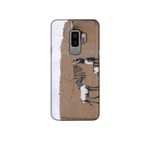 Banksy Washing Zebra Stripes Phone Case Samsung S9 Plus