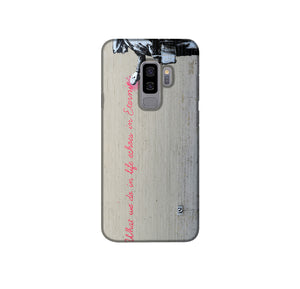 Banksy What We Do In Life Phone Case Samsung S9 Plus