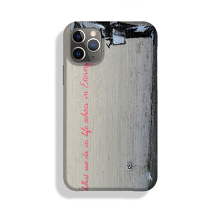 Banksy What We Do In Life Phone Case iPhone 11 Pro