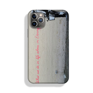 Banksy What We Do In Life Phone Case iPhone 11 Pro Max