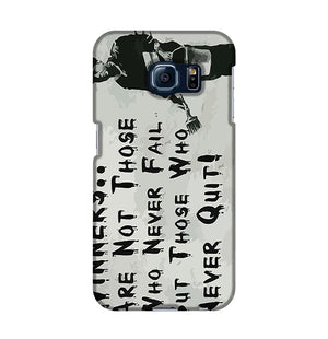Banksy Winners Are Not Phone Case Samsung S6 Edge