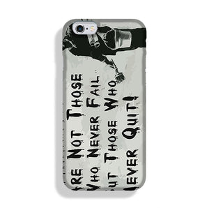 Banksy Winners Are Not Phone Case iPhone 6