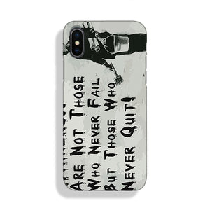 Banksy Winners Are Not Phone Case iPhone XS Max