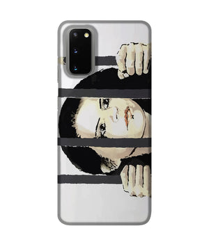 Banksy Zehra Dogan New York Phone Case Samsung S20