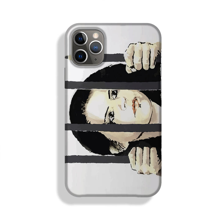 Banksy Zehra Dogan New York Phone Case