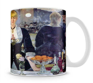 Bar in the Folies-Bergere by Manet Mug - Canvas Art Rocks - 1