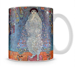 Baroness Elizabeth by Klimt Mug - Canvas Art Rocks - 1