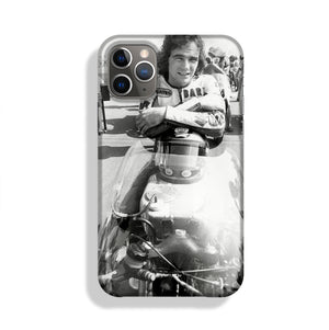 Barry Sheene motorcycle racing champion Phone Case iPhone 11 Pro Max
