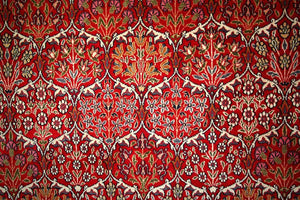 Beautiful turkish carpet Wall Mural Wallpaper - Canvas Art Rocks - 1
