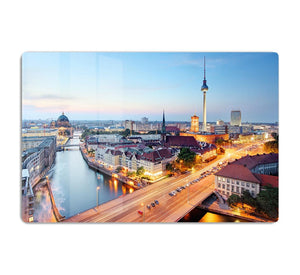 Berlin skyline HD Metal Print