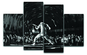 Biffy Clyro 4 Split Panel Canvas  - Canvas Art Rocks - 1