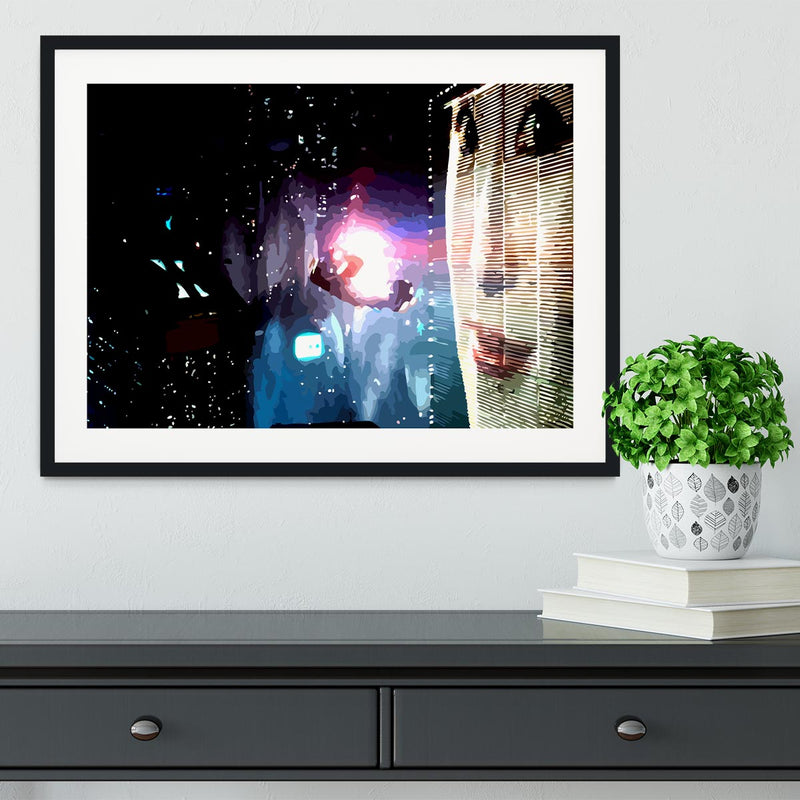 Blade Runner Framed Print - Canvas Art Rocks - 1
