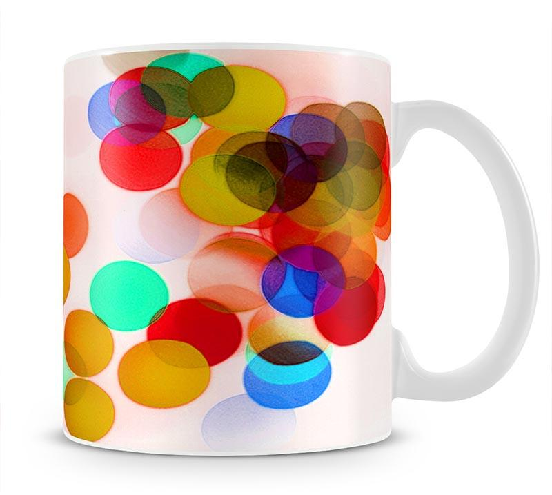 Blurred Lights Mug - Canvas Art Rocks - 1