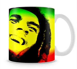 Bob Marley Mug - Canvas Art Rocks - 1