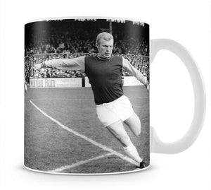 Bobby Moore West Ham Footballer Mug - Canvas Art Rocks - 1