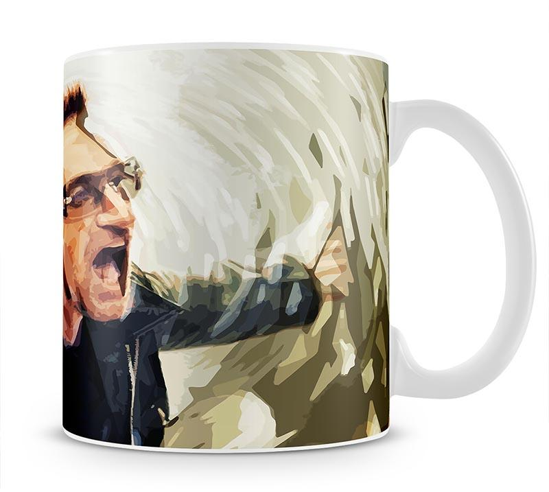 Bono Mug - Canvas Art Rocks - 1