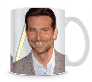 Bradley Cooper Mug - Canvas Art Rocks - 1