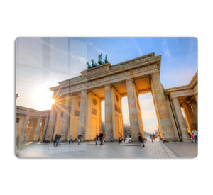 Brandenburg gate HD Metal Print