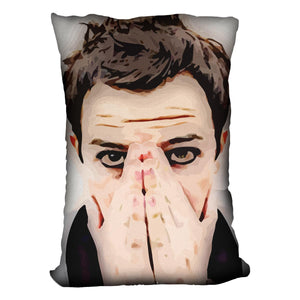 Brandon Flowers From The Killers Cushion