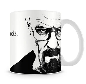 Breaking Bad Walter White Mug - Canvas Art Rocks