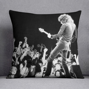 Brian May of Queen Cushion