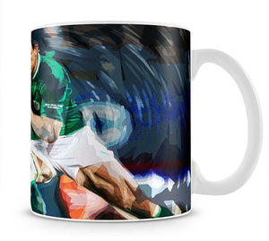 Brian ODriscoll Mug - Canvas Art Rocks - 1