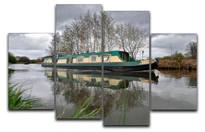Bridgewater Canal 4 Split Panel Canvas - Canvas Art Rocks - 1