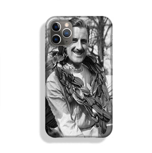 British racing driver Graham Hill Phone Case iPhone 11 Pro Max