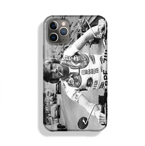 British racing driver James Hunt Phone Case iPhone 11 Pro Max