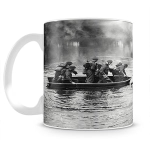 British troops training Mug - Canvas Art Rocks - 2