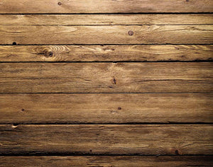 Brown wood texture Wall Mural Wallpaper - Canvas Art Rocks - 1